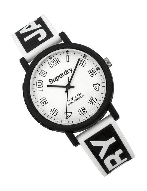 Superdry | Женские Белые Часы Наручные