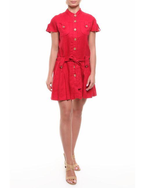 Sanbal | Женское Красное Платье