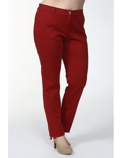 Maxima Fashion   Женские Красные Джинсы