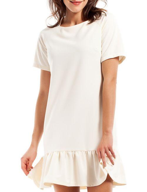 BeWear   Женское Белое Платье