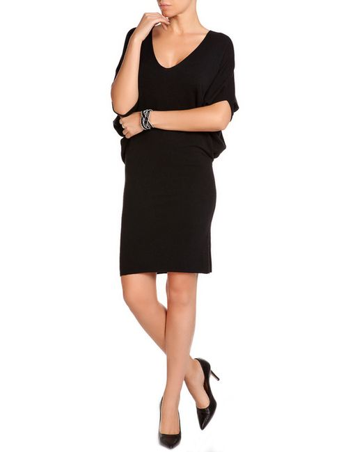 CELEBRITELLES | Женское Чёрное Платье