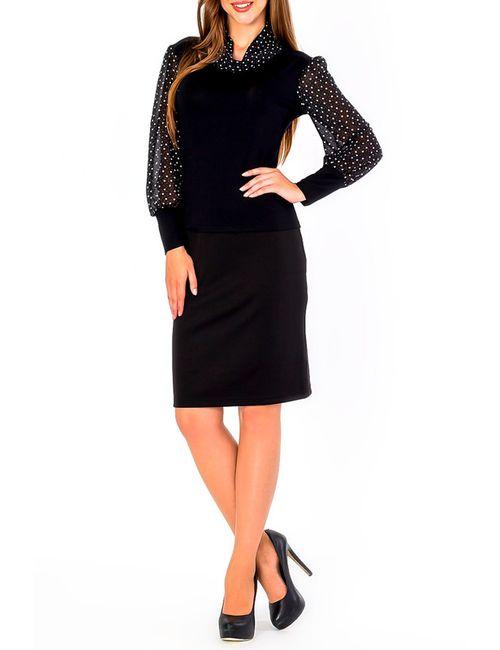 S&A Style | Женский Чёрный Джемпер