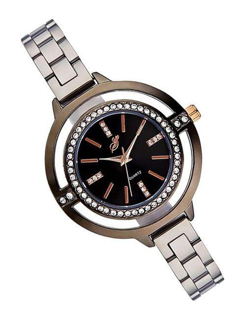 YELLOW STONE | Женские Серебряные Часы