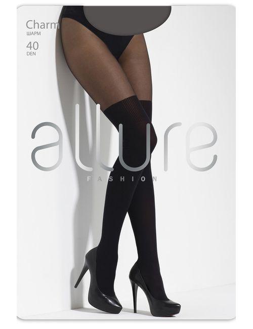 Allure | Женские Серые Колготки 40 Den Серые
