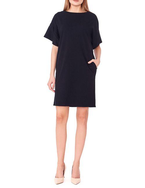 MBYMAIOCCI | Женское Чёрное Платье M By Maiocci