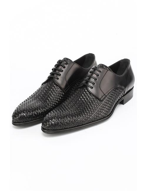 Dolce & Gabbana | Мужские Чёрные Туфли