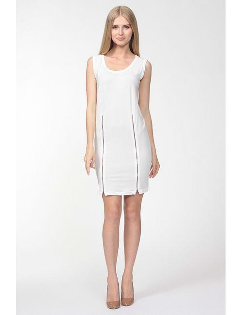 Maison Margiela | Женское Белое Платье