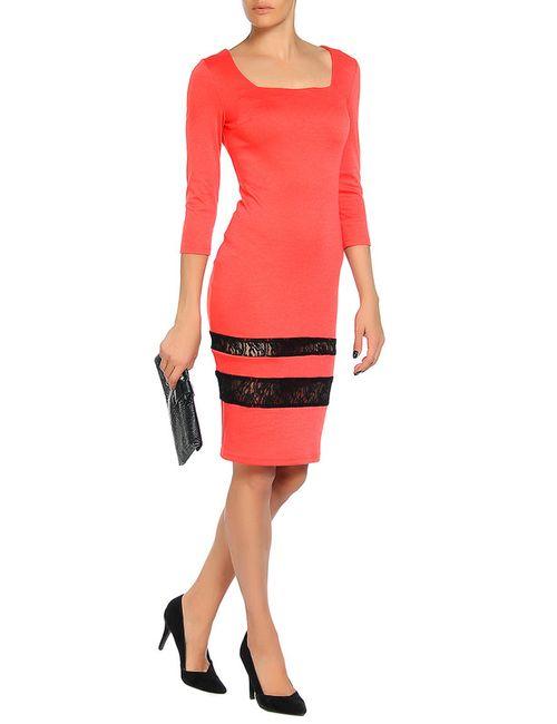 FRANCESCA LUCINI   Женское Красное Платье