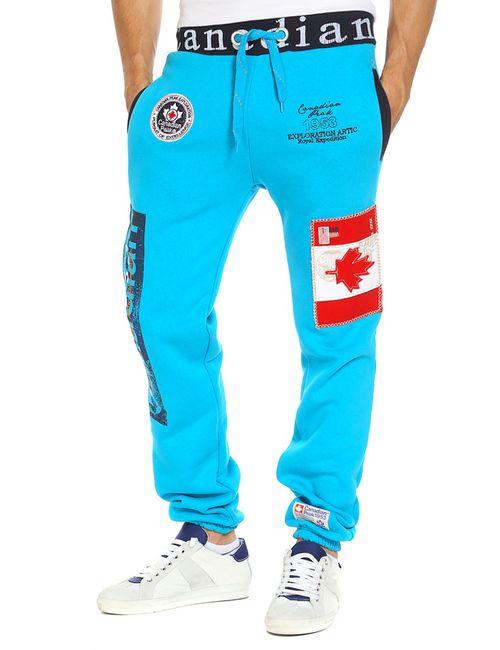 CANADIAN PEAK | Мужские Голубы Брюки