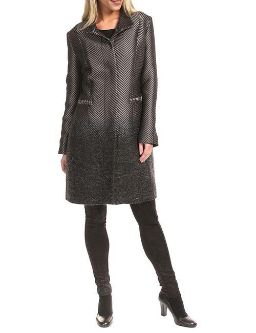 TOK | Женское Серое Пальто