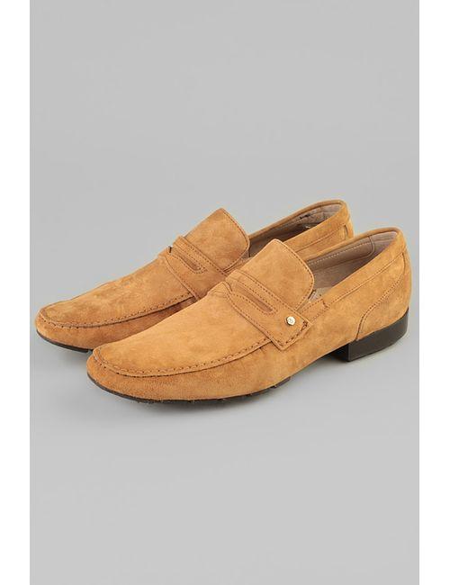 Aldo Brue | Мужские Коричневые Туфли