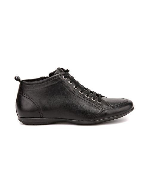 Provocante   Мужские Чёрные Ботинки