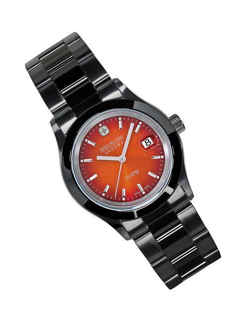 Swiss Military | Мужские Оранжевые Наручные Часы