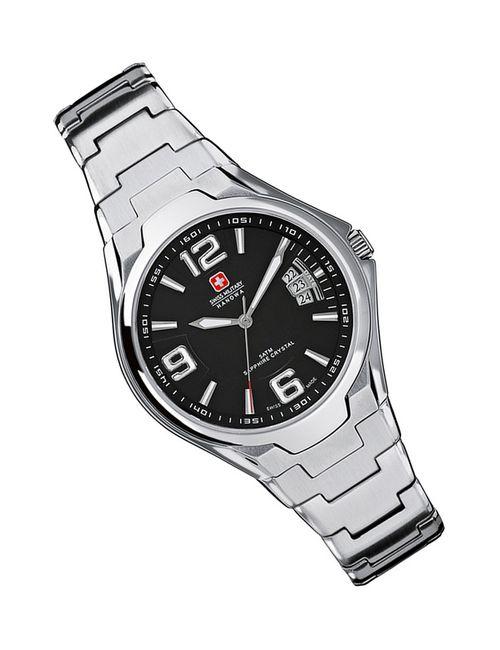Swiss Military   Женские Серебряные Наручные Часы