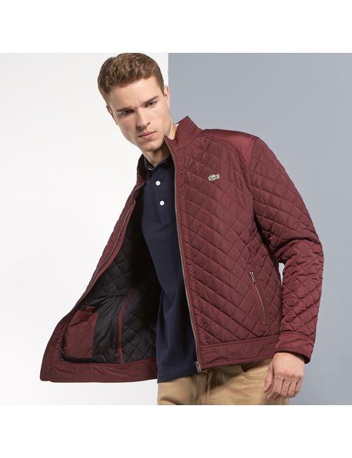 Lacoste | Мужская Красная Куртка