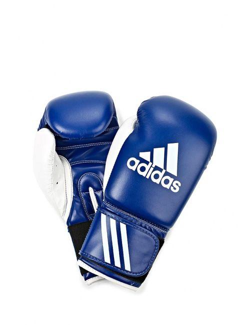 adidas Combat | Женские Синие Перчатки Боксерские