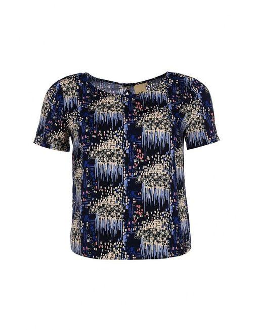 ICHI | Женская Синяя Блуза