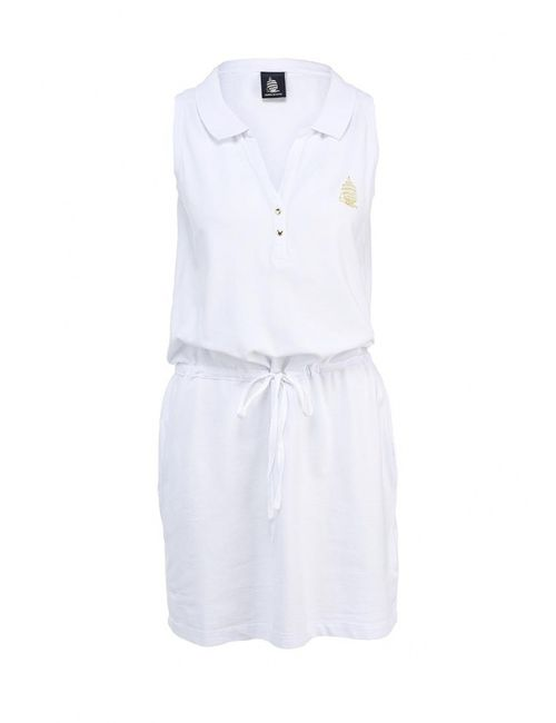 Marina Yachting   Женское Белое Платье
