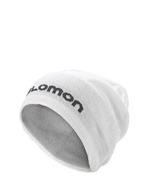 Salomon | Мужская Белая Шапка