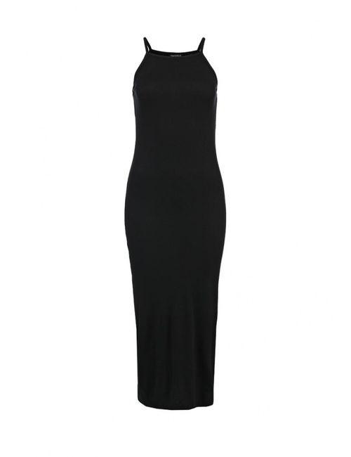 Topshop   Женское Чёрное Платье