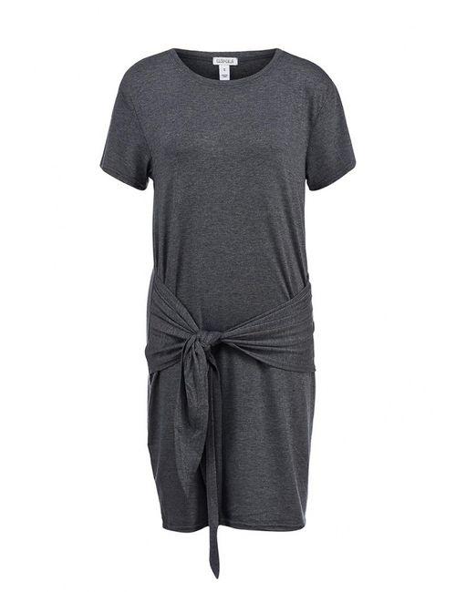 Estradeur | Женское Серое Платье