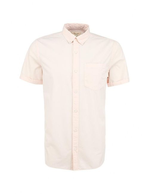 River Island | Мужская Розовая Рубашка