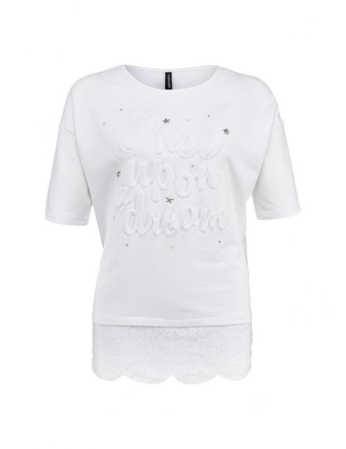Concept Club | Женская Белая Блуза