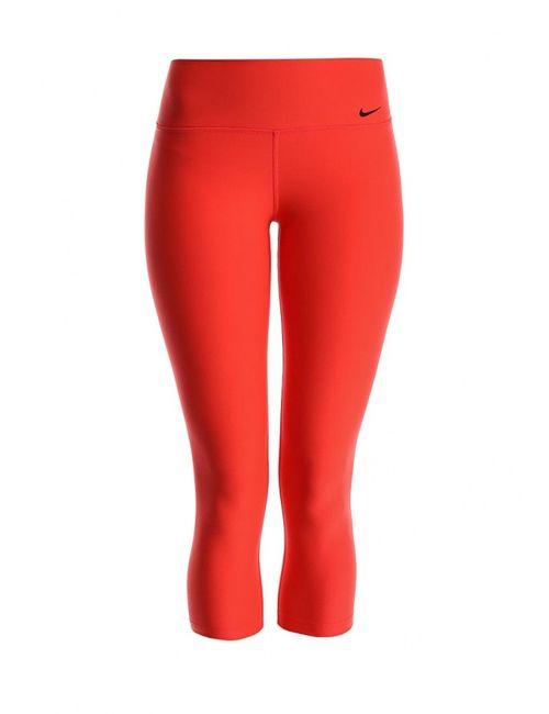 Nike | Женское Красное Капри