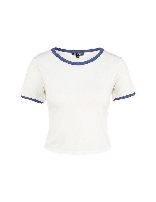 Topshop | Женская Белая Футболка