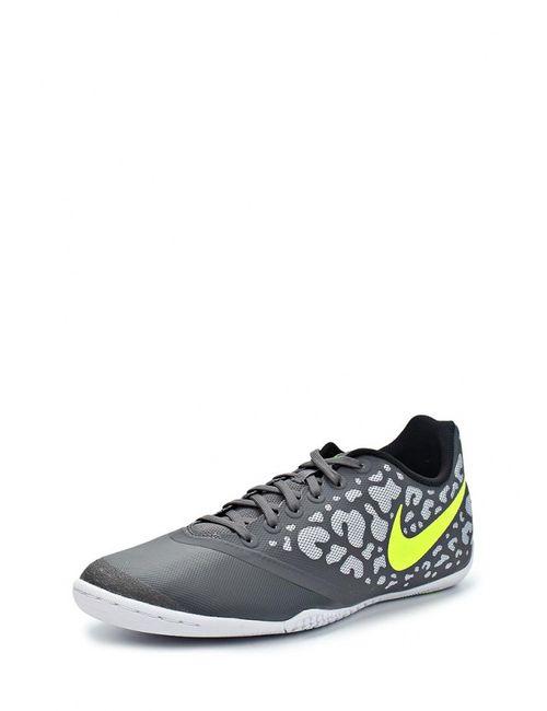 Nike | Мужские Серые Бутсы Зальные