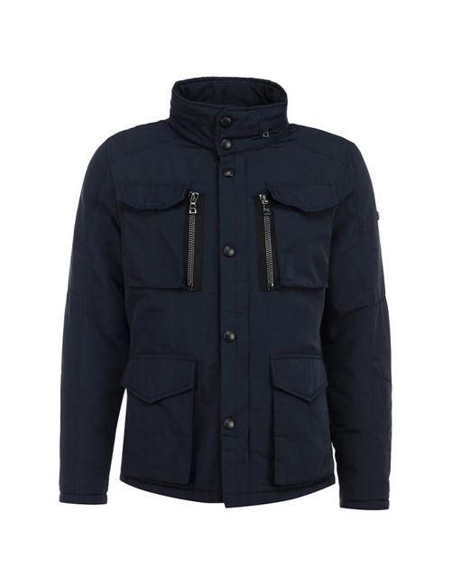 Guess by Marciano | Мужская Синяя Куртка Утепленная Marciano Guess