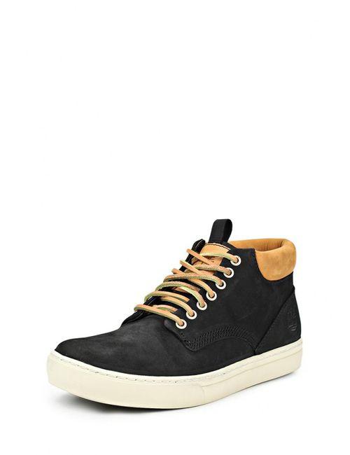 Timberland | Мужские Чёрные Ботинки