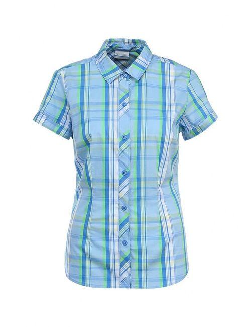 Columbia | Женская Голуба Рубашка