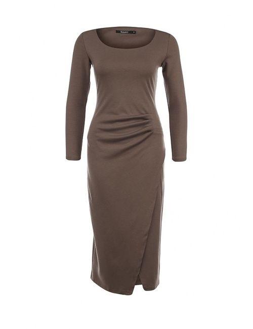 MadaM T | Женское Коричневое Платье