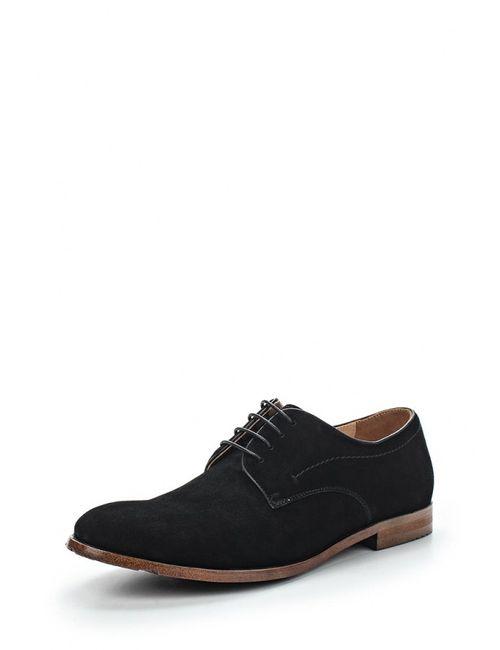 Mascotte | Мужские Чёрные Туфли