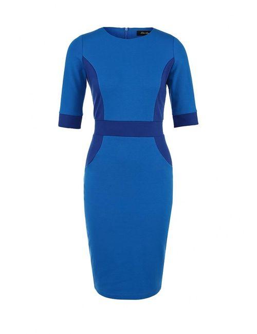 LuAnn | Женское Синее Платье