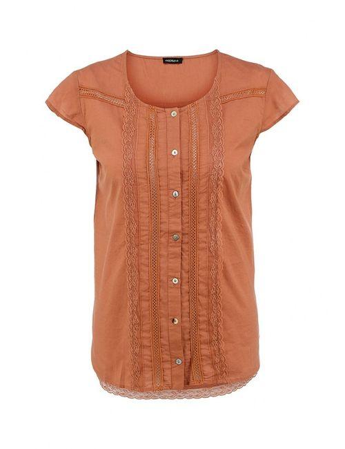 MOTIVI | Женская Коричневая Блуза