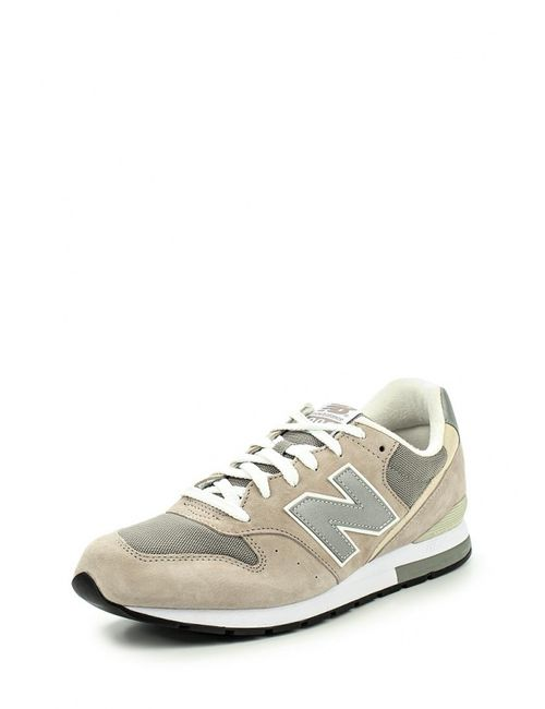 New Balance | Мужские Бежевые Кроссовки