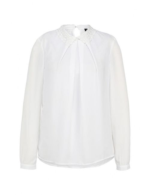 Concept Club   Женская Белая Блуза