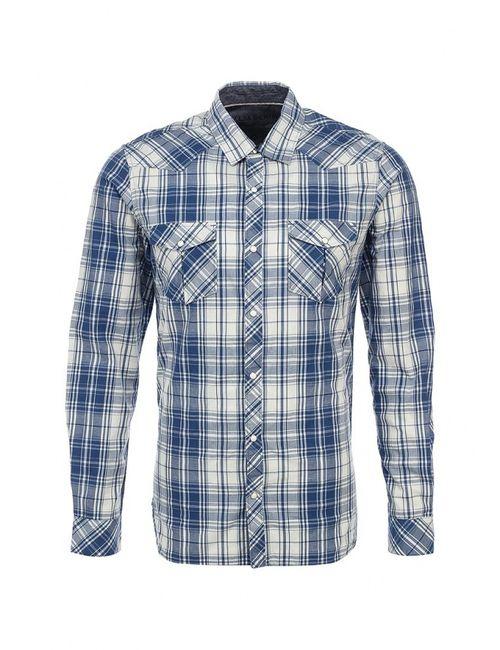Salsa | Мужская Синяя Рубашка