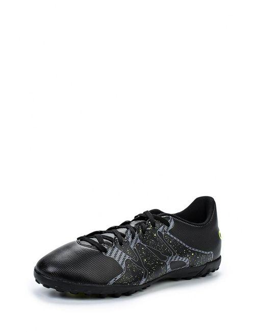 adidas Performance | Мужские Чёрные Шиповки