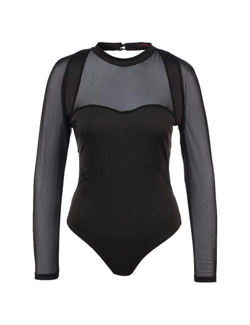 Edge | Женское Боди Shirts W Черный