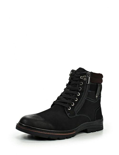 Patrol | Мужские Чёрные Ботинки