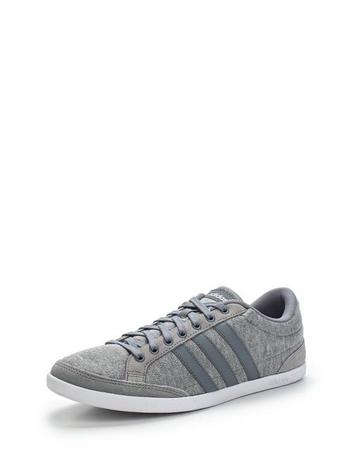 adidas Neo | Мужские Серые Кеды