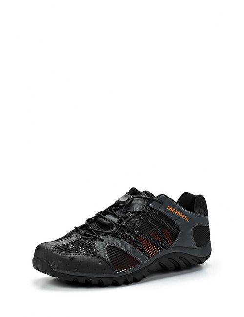 Merrell | Мужские Чёрные Ботинки