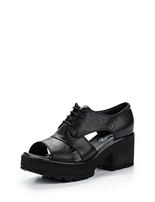 Spring Way | Женские Чёрные Ботинки