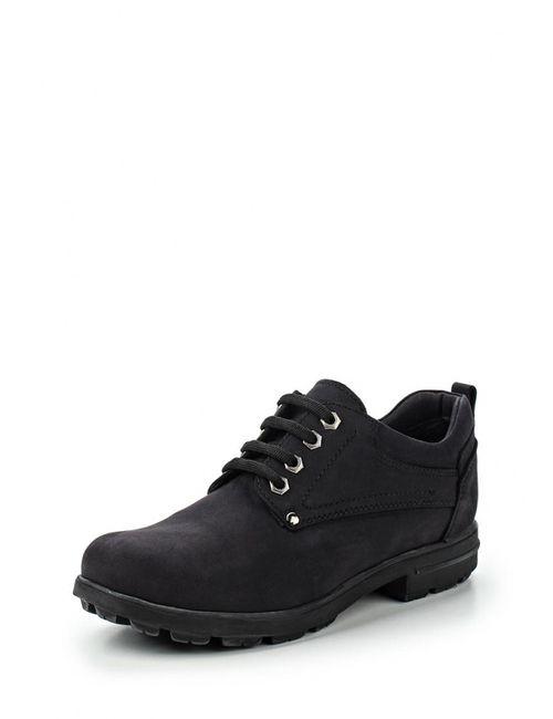 Ascalini | Женские Чёрные Ботинки
