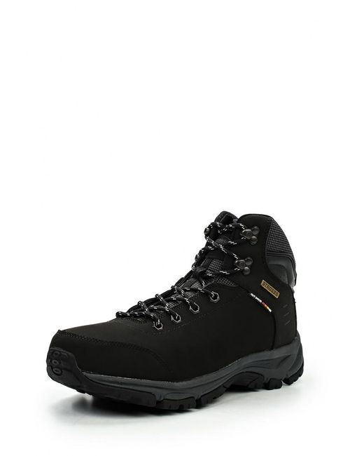 Strobbs | Мужские Чёрные Ботинки