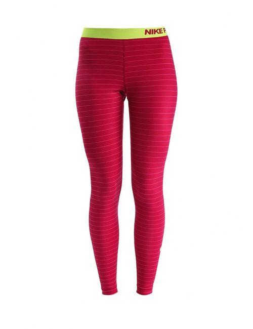 Nike | Женские Розовые Леггинсы