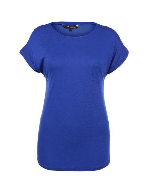 Top Secret | Женская Синяя Футболка